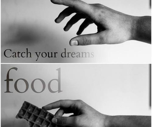 dreams, food, and inspired image