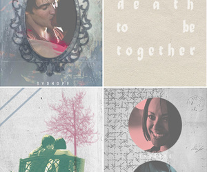 art, quotes, and the vampire diaries image