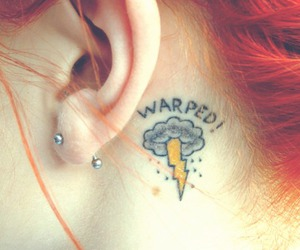 hayley williams, tattoo, and warped image
