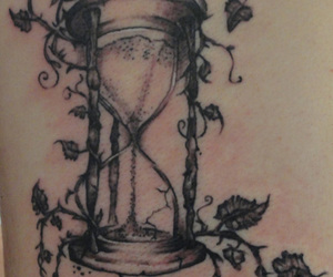 tattoo and glass hour image