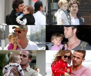 actors, baby, and boy image