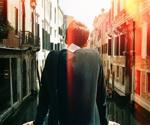 boy, photography, and venice image