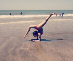 amazing, beach, and dance image