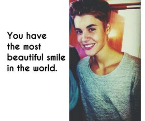 beliebers, icon, and smile image