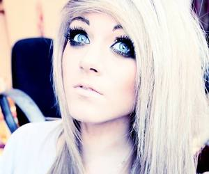 beautiful, blue eyes, and marina joyce image