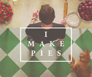 pie and pushing daisies image