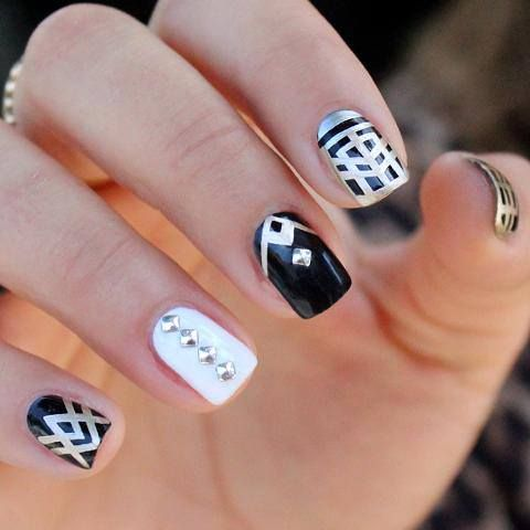 Nail Art Discovered By Rm On We Heart It