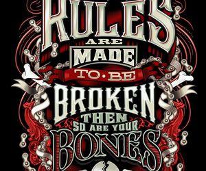quote, typostrate, and broken bones image