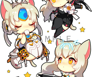 eve and elsword image