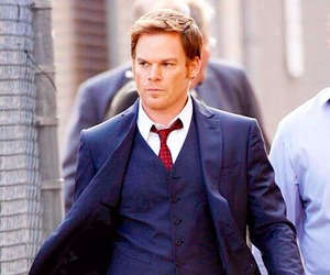 Dexter, guy, and Hot image