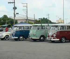 car, van, and carro image