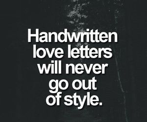 love, love letter, and quotes image