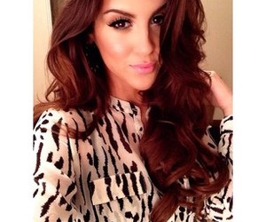 beauty, nicole guerriero, and hair image