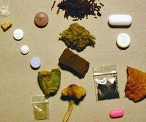 drugs, weed, and pills image