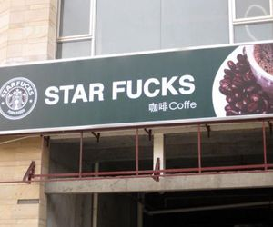 starbucks, funny, and lol image