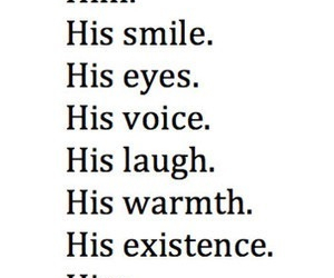 him, love, and quotes image