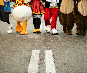 disney, friends, and donald duck image