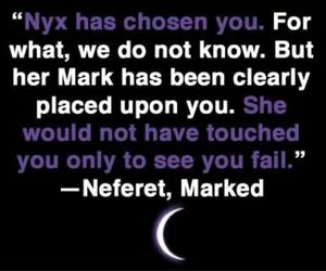 HoN, house of night, and NYX image