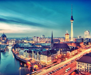 berlin, germany, and city image