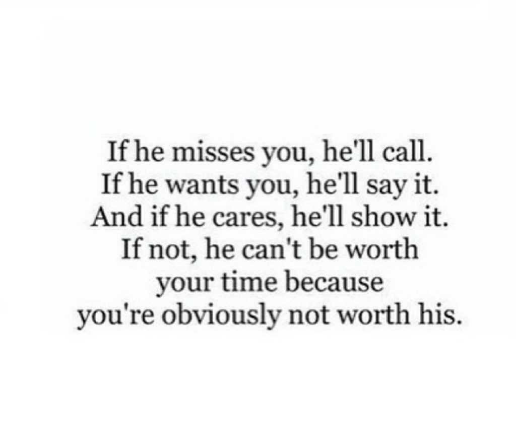 If He Misses You Uploaded By Vidhi On We Heart It