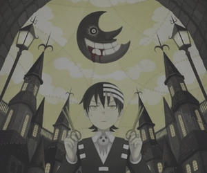 anime, death, and death the kid image