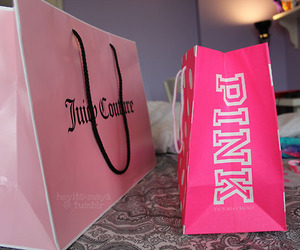 fashion, juicy couture, and pink image