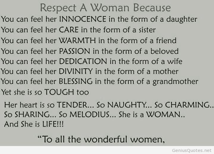 Womens Quotes Gorgeous Women's Day Quote Uploadedquotes Sayings On We Heart It