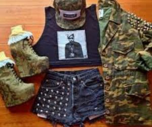 fashion, shoes, and swag image