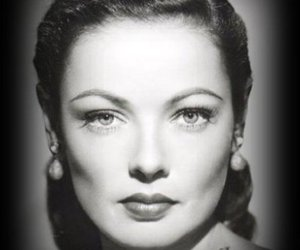 actress, Gene Tierney, and beautiful image