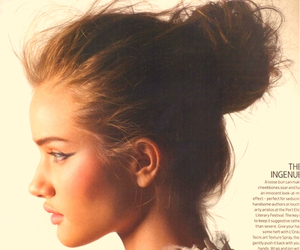 model, hair, and pretty image