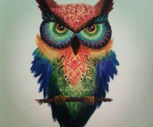 acryl, animal, and art image
