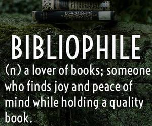 books, love, and bibliophile image