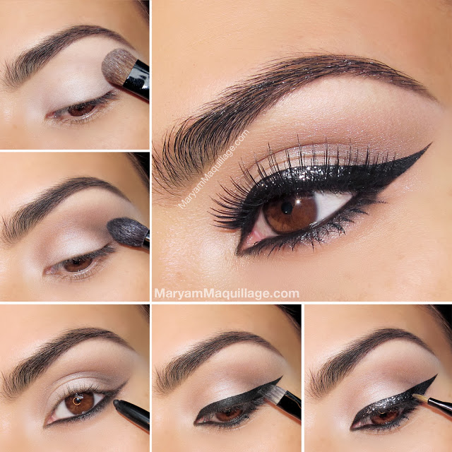 90 Images About Make Up Eyes Tutorials On We Heart It See More