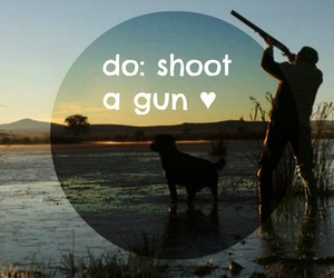 before i die, to do list, and shoot a gun image
