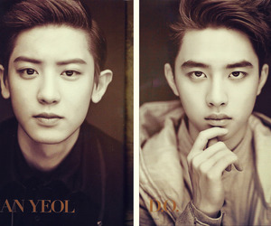 exo, kpop, and korean boys image