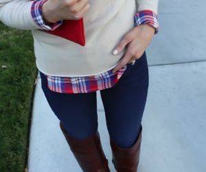 girl, outfit, and woman image