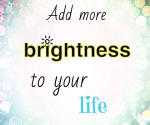 brightness, happy, and inspirational image