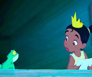 disney, frog, and tiana image