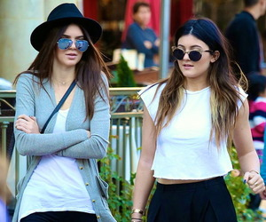 fashion, hair, and jenner image