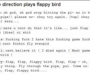 funny, true, and flappy bird image
