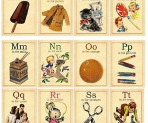 a to z, fun, and vintage image