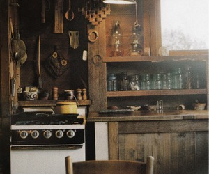 kitchen and rustic image