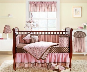 mickey mouse theme, cute bedding designs, and wooden baby bedding image