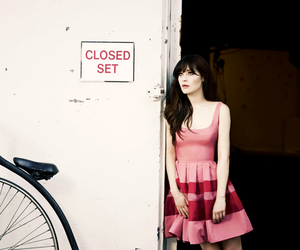 zooey, cute, and beautiful image