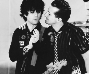 green day, tre cool, and trillie image