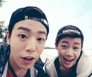 lee hyun woo and park ji bin image