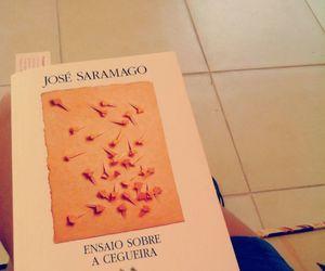 saramago, português, and ensaio sobre a cegueira image