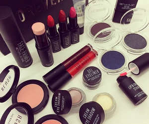 blush, forever21, and makeup image