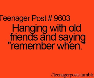 friends, teenager post, and quote image