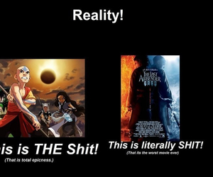 movie, tv show, and avatar the last airbender image